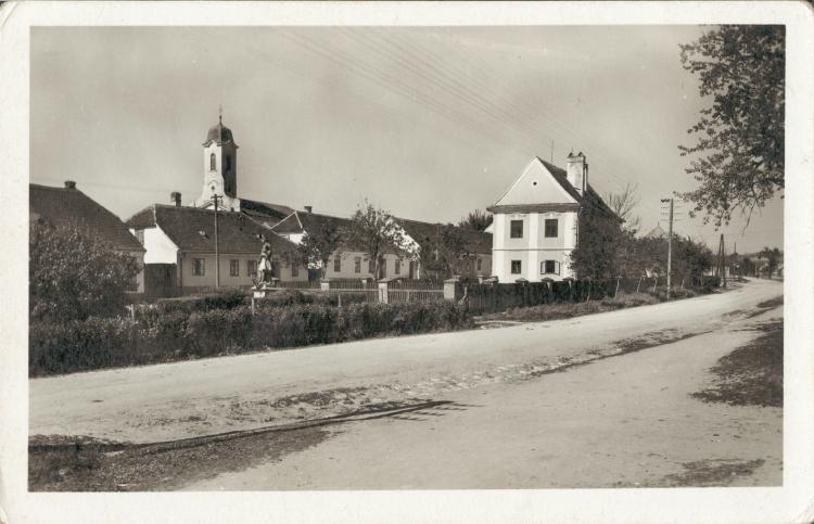 Prátlsbrun, 30. léta 20. století, zdroj: vlastní sbírka
